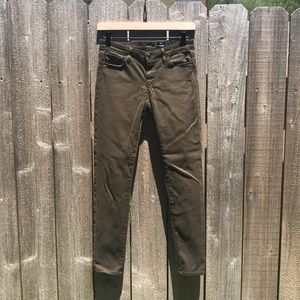 AG | Skinny Leg Pants Size 25